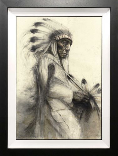Chief RED BIRD - Cheyenne