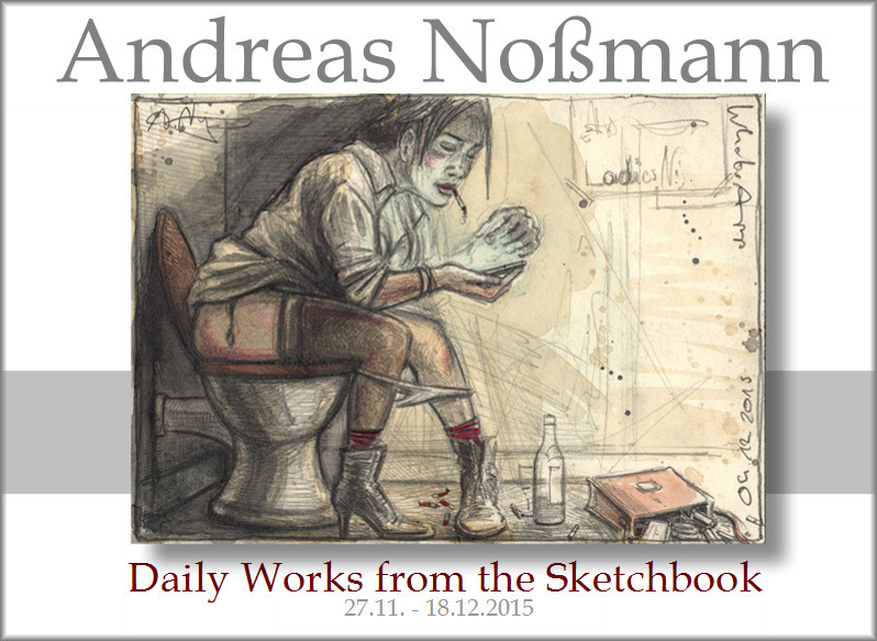 Daily Works 27.11. - 18.12.2015