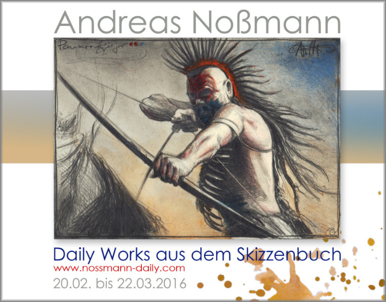 Daily Works 20.02.2016 - 22.03.2016