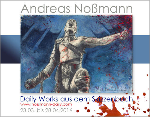 Daily Works 23.02.2016 - 28.04.2016