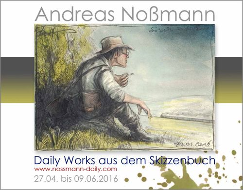 Daily Works 27.04.2016 - 09.06.2016